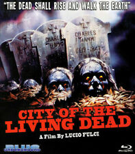 City of The Living Dead 0827058701594 With Christopher George Blu-ray Region a