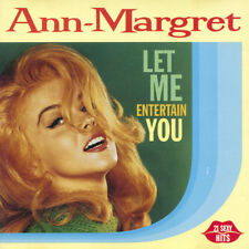 Let Me Entertain You: 21 Sexy Hits by Ann-Margret (CD, Jul-1996, RCA Records)