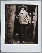 Photo Argentique Baryté 28 x 35 cm Viet Nam 1999