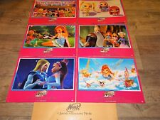 WINX CLUB   animation jeu  photos cinema lobby cards