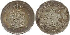 Niederländisch Ostindien, Wilhelmina, 1/4 Gulden 1903