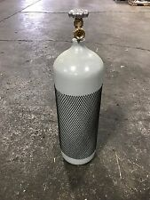 60 CF WELDING CYLINDER tank bottle for Argon- 75/25- Nitrogen DOT new 10 year