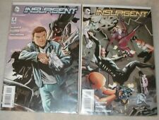Insurgent U-PICK ONE #1 or 2 DC New 52 (2013) Issues PRICED PER COMIC
