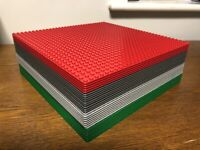 LEGO Red Base Plate 32 X 32