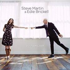 - so Familiar Steve Martin and Edie Brickell CD Album