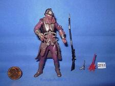 Star Wars 2002 ZAM WESELL POTJ AOTC 3.75 inch Figure COMPLETE