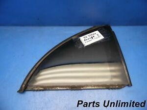 90-96 Nissan 300zx OEM rear Right side corner window glass 2 seater