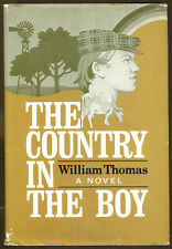 The Country in the Boy by William Thomas-1st Edition/DJ-1975-Ohio Farmboy