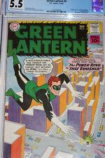 Green Lantern # 5 – D.C. 1961 – 1st Hector Hammond – CGC 5.5