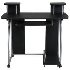 Bureaux et tables d'ordinateur noir pour la maison