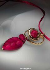 Antica Murrina Bess--Murano Glass Necklace