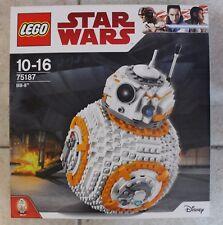 LEGO STAR WARS 75187,BB-8,DISNEY,EDIZIONE 2017,NUOVO SIGILLATO,10179