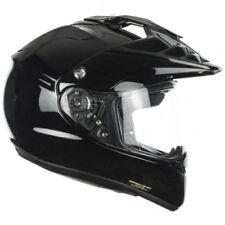 Shoei Hornet ADV Motorcycle Helmet - Gloss Black Medium