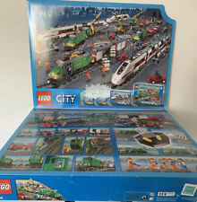 NEW SEALED Lego RC 7898 CARGO TRAIN DELUXE GREAT CONDITION