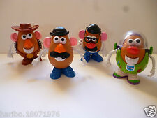 ♥ Jouet Lot De 4 Mr Patate Woody, Buzz L'éclair Toy Strory