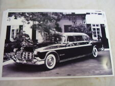 1956 CHRYSLER  IMPERIAL LIMO  11 X 17  PHOTO  PICTURE
