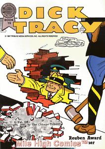DICK TRACY BOOK  (BLACKTHORNE) (1984 Series) #19 Very Good Comics Book