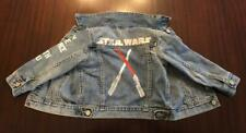 Star Wars Jean Jacket GAP Size 4 Years Toddler 4T