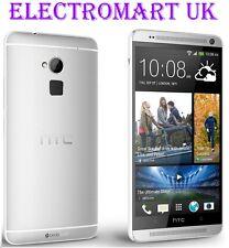 Nuevo Smartphone HTC One Max Maniquí Auricular Pantalla Teléfono Móvil Plata