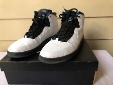 RARE Air Jordan Retro 1 '94  white/black/powder blue 631733-106 Size 12