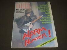 1981 DEC 16 MUZIEKKRANT OOR ALARM NUMBER MAGAZINE - DUTCH - J 2184