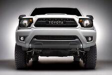 "Toyota Tacoma 2012 - 2015 TRD Pro ""TOYOTA"" Block Letter Black Grill - OEM NEW!"