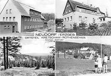 BG961 neudorf erzgeb ortsteil kretscham rothensehma  CPSM 14x9.5cm germany