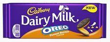 Cadbury Dairy Milk Oreo 120g (burro di arachidi sapore)