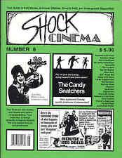 Shock Cinema #08 Steve Puchalski My Hustler Candy Snatchers Pink Narcissus