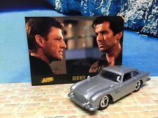Johnny Lightning James Bond 007 Goldeneye Aston Martin