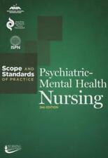 Psychiatric-mental Health Nursing: Scope and Standards of Practice [Book]