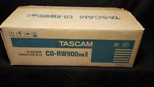 TASCAM CDRW900MKII CD Recorder