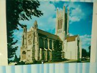 vintage POST CARD ST.JOHN'S EPISCOPAL CATHEDRAL  Spokane WASHINGTON