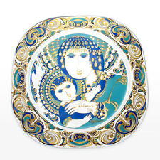 Rosenthal - Bjorn Wiinblad - 'Mother And Child' 1976 Wall-Hanging Glass Plate