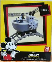 SEGA Disney Steamboat Willie Mickey 90th Film Collection Figure Line Toys Doll