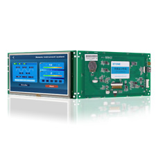 7 Inch Tft Lcd Module Smart Touch Screen Monitor With Uart For Industrial Use