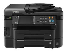 Epson WorkForce WF-3640 All-In-One Inkjet Printer