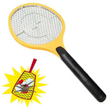NEW LARGE MOSQUITO BUG INSECT ZAPPER BATTERY-FLY SWATTER RACKET HOT SELL