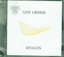 New Order - Singles (Joy Division) 2X Cd Perfetto