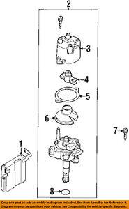 NISSAN OEM Distributor-Rotor 221570M513