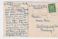 germany 1920s stamps card ref 18969