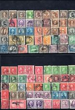 USA 160pc old stamps collection mint  used