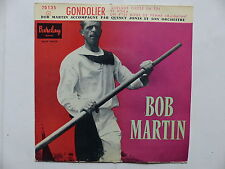 bob MARTIN avec QUINCY JONES Gondolier ... 70135