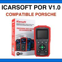 Valise Diagnostic Auto Pro - iCarsoft POR V1.0 spécial Porsche - DURAMETRIC