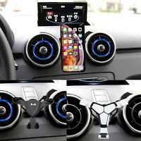 Car Air Vent Gravity Bracket Mount Stand Phone Holder for Audi A1 Phone Clip #UK
