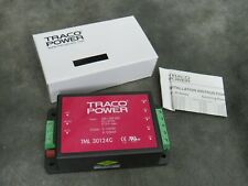 TRACO POWER TMK 30124C AC/DC ENCLOSED POWER SUPPLY 30W 24V 1.25A  100-240v INPUT