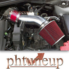 RED fit 2007-2012 NISSAN ALTIMA 3.5 3.5L AIR INTAKE KIT SYSTEMS + FILTER