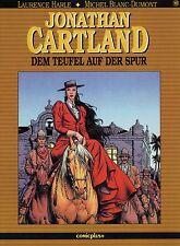 Jonathan Cartland (cómic Plus +) #10 al diablo en la pista Michel Blanc-Dumont