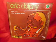 ERIC DOLPHY with Julian Cannonball Adderly JAZZ LP 1975 ITALY MINT Unplayed