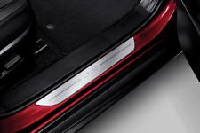 CX 30 Scuff Plate Door New Genuine Mazda 4 pc Kicker protect Kicker sill Trim 30